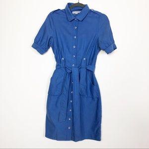 ⚡️CLEARANCE ⚡️ Brooklyn Industries blue dress 6